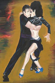Lost in Tango Haze by Faye Giblin