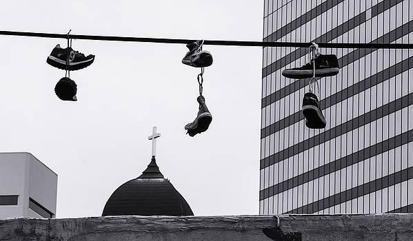 Lost Soles - Urban Metaphors by Steven Milner