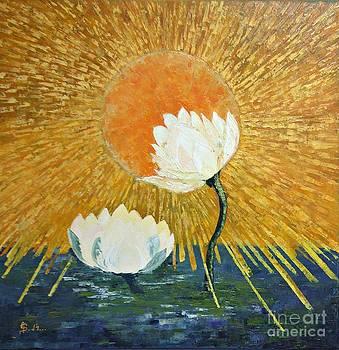 Lotus by AmaS Art