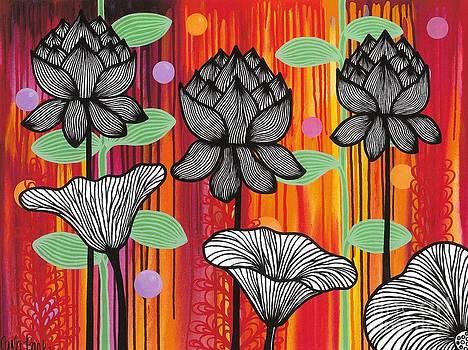 Lotus by Carla Bank