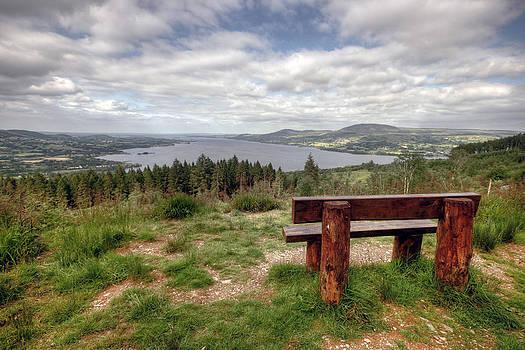 Lough Derg  by John Quinn