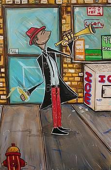Louie by Jose A Gonzalez