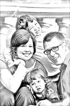 Louie's Family by Jay Nodianos