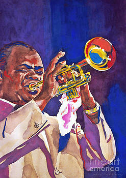 David Lloyd Glover - Louis Satchmo Armstrong