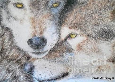 Loups Wolves by Danse DesSonges