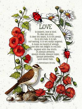 Joyce Geleynse - Love 1 Corinthians 13