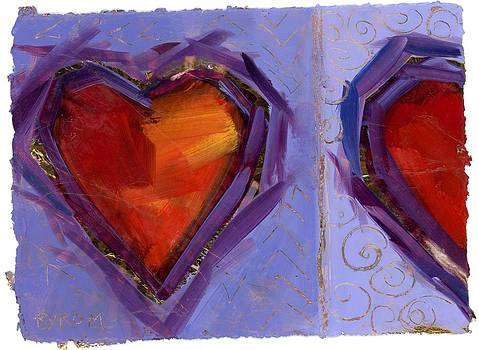 Love And a Half by Mary Byrom