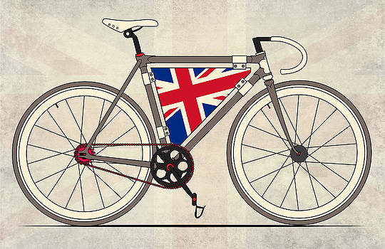 Love Bike Love Britain by Andy Scullion