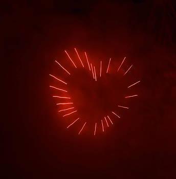 Love Explosion by Linda Mishler