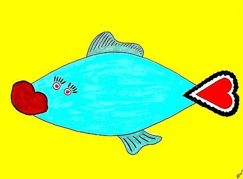 Love-Fish by Rodemondo Rocca
