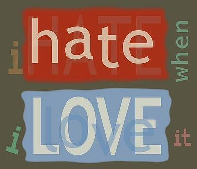 Love Hate by Philip White