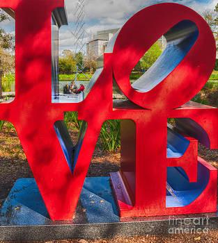 Kathleen K Parker - Love in City Park New Orleans