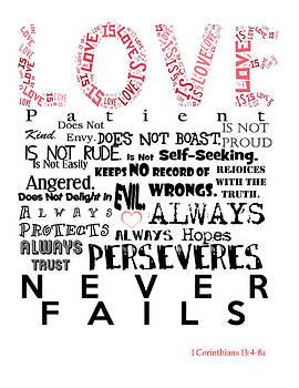 Love is-2. by Angela  Bautista-Diaz