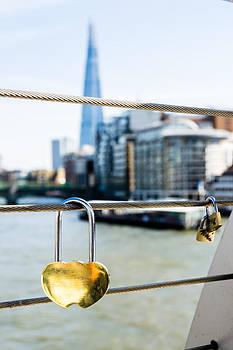 Love Locks by James Evans