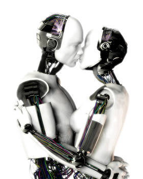 Love machines - 1st base by Frederico Borges