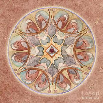 Love Mandala by Jo Thomas Blaine