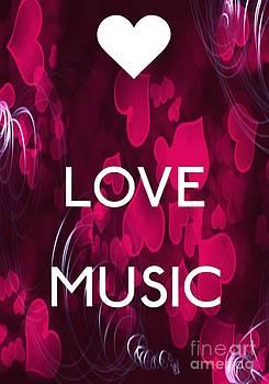 Daryl Macintyre - Love Music
