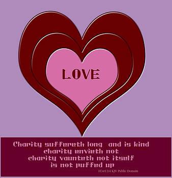 Kate Farrant - Love never Fails