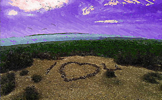 Love On the Top of A Mountain by Kevin Schank
