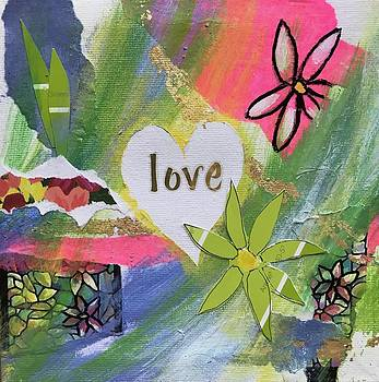 Love by Sarah Vandenbusch