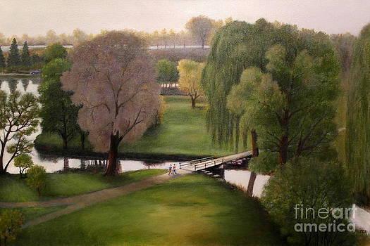 Love the Arboretum by Al Hunter
