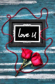 Love U by Lori Frostad