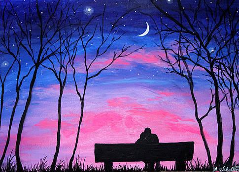 Love Under the Stars by Amy Scholten