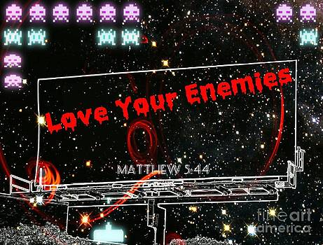 Daryl Macintyre - Love Your Enemies