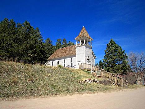 Joyce Dickens - Lovely Country Church