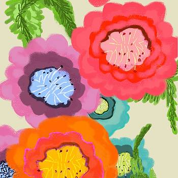 Lovely II by Christine Fournier