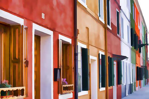 Lovely Life Venice Italy by Indiana Zuckerman