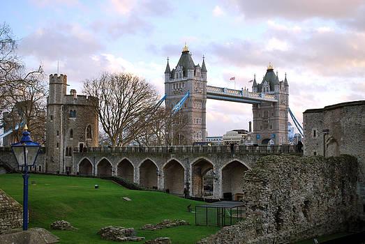 Lovely London Bridge by Adele Moscaritolo