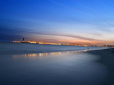 Lovely Sunset by Raymond Mendez