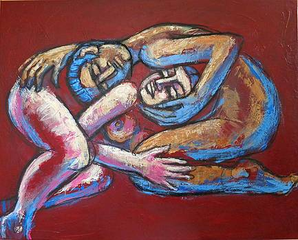 Lovers - To Love And Cherish by Carmen Tyrrell
