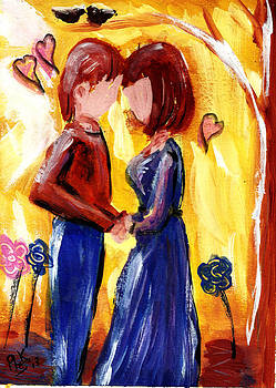 Lover's Unite by Peg Holmes