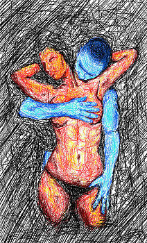 Lovers Wired Together  by Kenal Louis