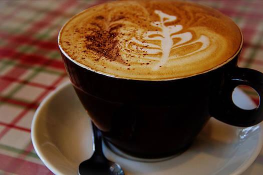 Loving My Latte by Shawn King
