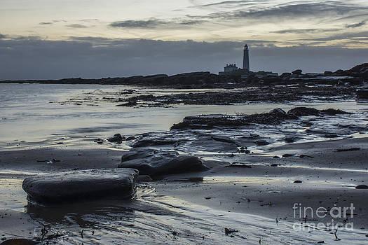 Low Tide by George Davidson