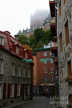 Tannis  Baldwin - Lower City Quebec