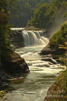 Adam Jewell - Lower Letchworth Falls