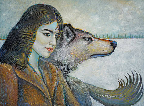 Loyal Companion by Carlos Sandoval