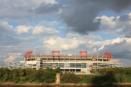 LP Field by Mose Mathis