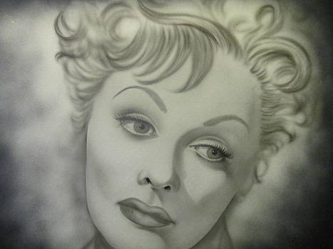 Lucille Ball The Early Years Series Ii by Shawn Hughes