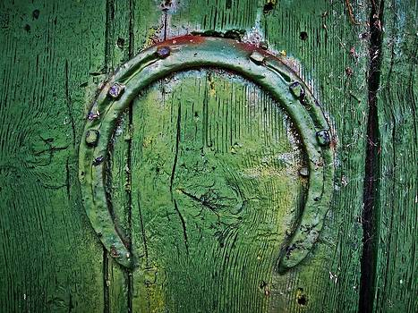 Lucky Horseshoe by Roland Byrne