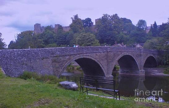 Ludlow Castle by John Williams
