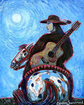 Luna Night by Carlos Sandoval