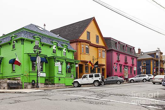 Lunenburg Colors by Scott Kerrigan