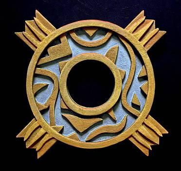 Lydda's Wheel by John Casper