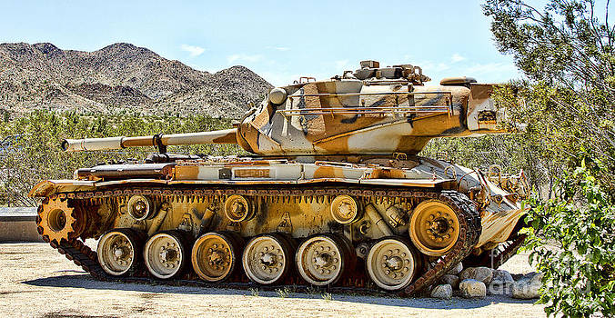 M47 Patton by Jason Abando