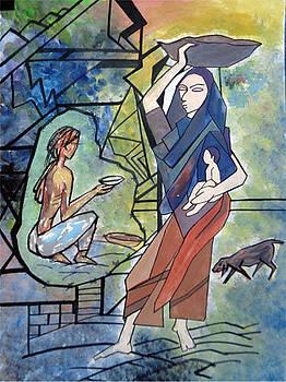 Maa-Beta by Gourav Sheode